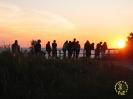 Sonnenuntergang am Bakenberg